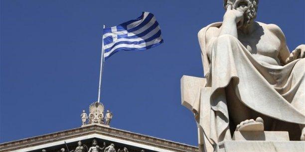 L'agence prévoit un excédent brut primaire de 1,4% du PIB pour la Grèce en 2014.