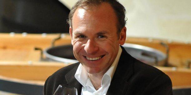 Stéphane Toutoundji, oenologue et cofondateur de OenoTeam