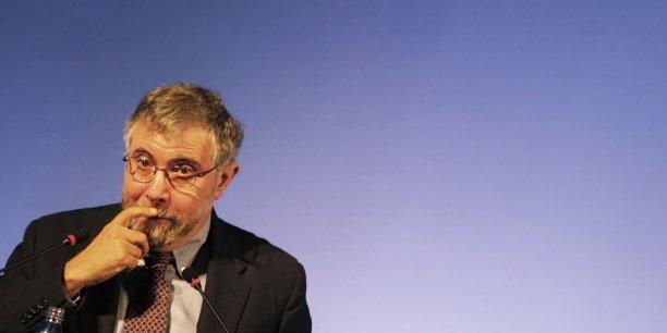 Les revenus de Paul Krugman en 2012 sont estimés à 2,5 millions de dollars