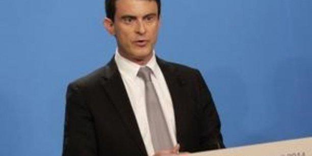 Manuel Valls n'a pas fait le plein de sa majorité