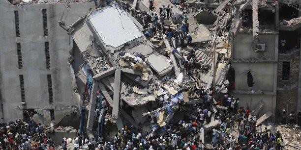Bangladesh Un An Après Le Drame Du Rana Plaza Auchan Visé