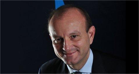 Francis Molino, président de la Banque Courtois