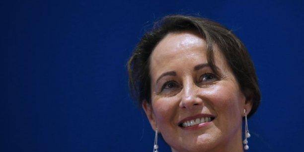 Moi-même, lors des débats interministériels, j'ai tiré la sonnette d'alarme, a lancé Ségolène Royal à l'intention de la députée EELV.