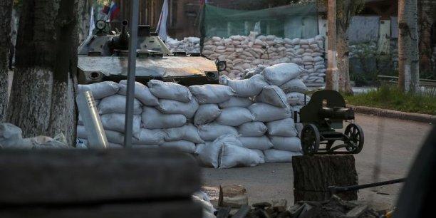 Samedi, l'un des représentants de Kiev chargé de la sécurité à l'Est du pays a parlé de situation de guerre.