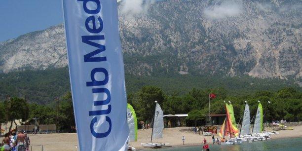 Club Med a dû fermer temporairement son village de Sinaï Bay en Egypte et a vu ses réservations baisser dans celui de Phuket en Thailande. (Photo Reuters)