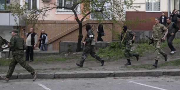 Kiev accuse des proches de l'ancien président Viktor Ianoukovitch d'avoir manoeuvré à Odessa. (Photo Reuters)