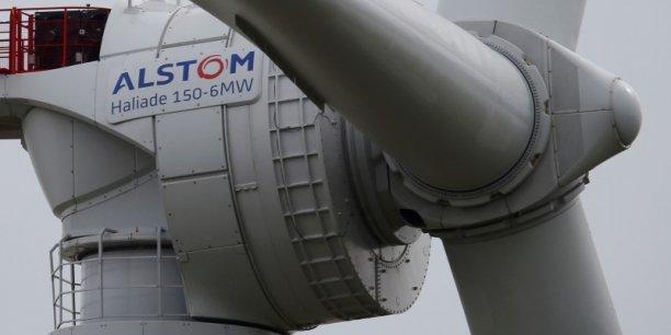 GE proposerait 12,35 milliards d'euros au total pour acquérir les activités d'Alstom dans l'énergie.