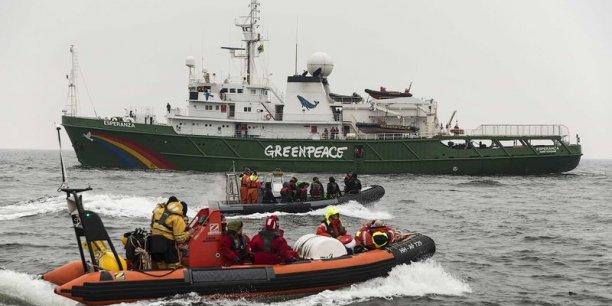 C'est une somme énorme, a regretté le directeur de la communication de Greenpeace International, dont le budget annuele est d'environ 300 millions d'euros. (Photo: Reuters)