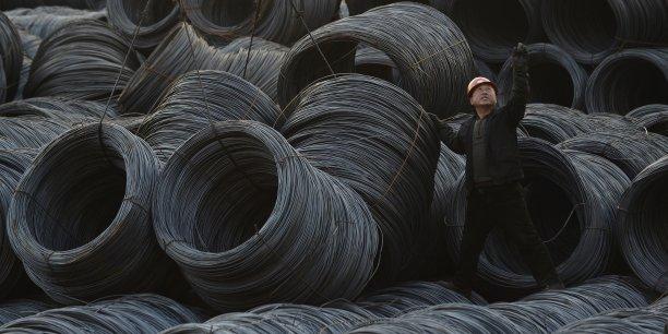 L'indice PMI final pour l'industrie manufacturière dans la zone-euro s'établit à 53,4 en avril. contre 51,2 en France. Reuters
