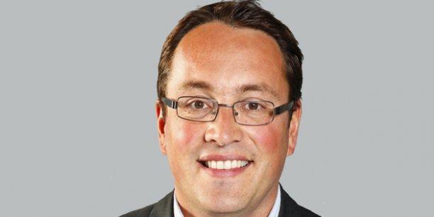 Benoît Watrigant, directeur digital et e-commerce chez Legrand. / DR