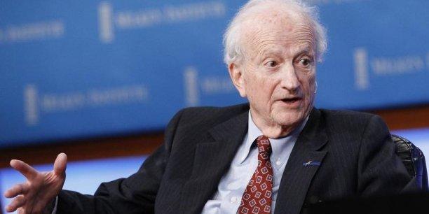 Né en 1930 en Pennsylvanie, Gary Becker enseignait l'économie depuis 1957 et la sociologie depuis 1983. (Photo : Reuters)