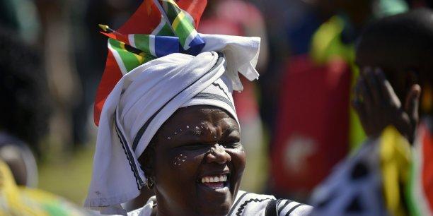 Deux jours avant les élections législatives, l'Office national des statistiques sud-africain délivre des données qui confirment l'inégalité criante entre Blancs et Noirs sur le front du chômage. (Crédit photo : Reuters)