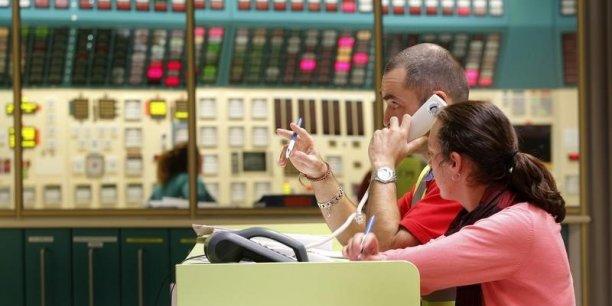 Le salarié a quitté l'entreprise dans la foulée. Il s'agit d'un cas isolé, souligne l'électricien. (Photo : Reuters)