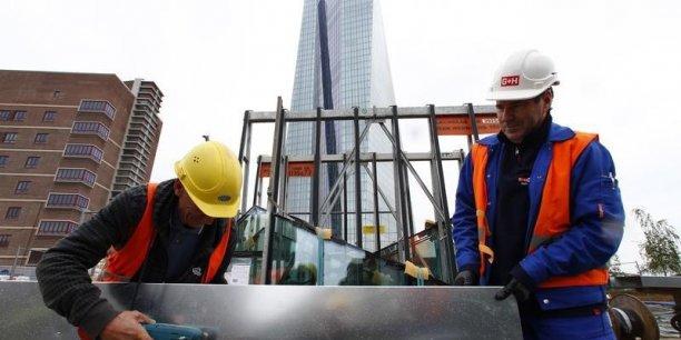 Actuellement le contexte est très défavorable, le secteur des travaux publics prévoit une baisse de près de 10 % de son activité en 2015.