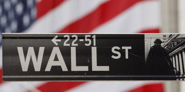 Les investisseurs sont convainus que le trou d'air économique du premier trimestre aux Etats-Unis ne se répètera pas. REUTERS.