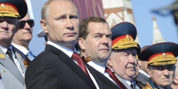 Le vice-Premier ministre russe Dmitri Rogozine, en charge du secteur de l'espace et des armements, veut arrêter l'exploitation de la Station spatiale internationale en 2020.
