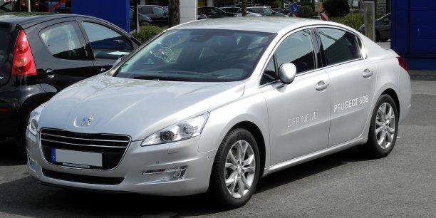 La Peugeot 508