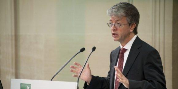 Jean-Laurent Bonnafé, directeur général de BNP Paribas, se serait entretenu le 6 mai avec des représentants du Département américain de la Justice, à Washington. | REUTERS.