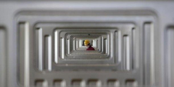 La France reste la première destination européenne pour les implantations industrielles mais celles-ci ne créent que modérément d'emplois. (Photo : Reuters)