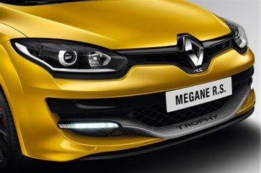 La Renault Mégane RS