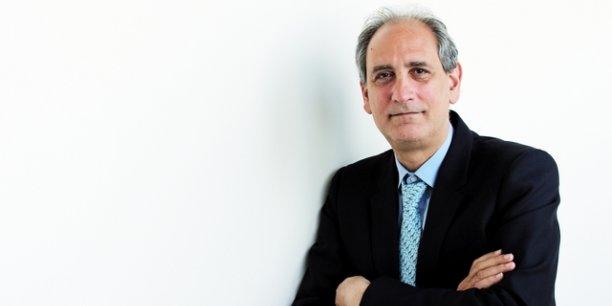 Jean-Loup Salzmann, président de la Conférence des présidents d'universités.© DR
