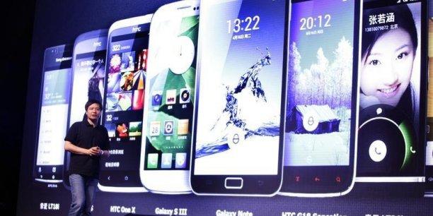 Lei Jun, le fondateur et PDG de Xiaomi, souvent présenté comme le Steve Jobs chinois.