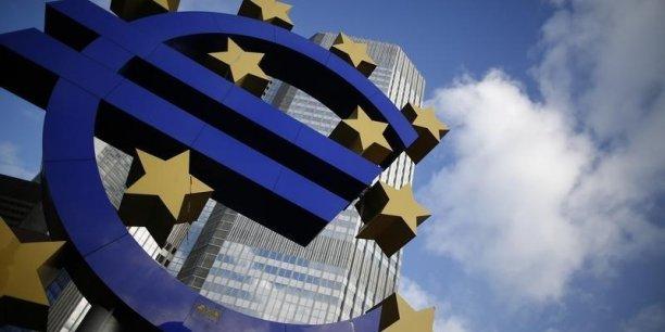 La croissance dans la zone euro ne gagne guère en dynamisme