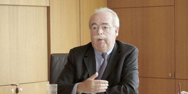 Christophe de Margerie, PDG de Total. / DR