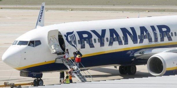 Tout en proposant un nombre croissant de liaisons de Marseille, Ryanair n'affecte des avions sur place qu'à la belle saison. (Photo: Reuters)