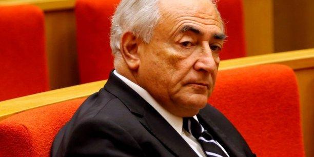 Après avoir été bombardé à la tête du conseil d'administration de LSK, société qu'il avait rejoint en septembre 2013,  tout en étant actionnaire, Dominique Strauss-Kahn avait quitté la présidence de la société trois jours avant le suicide de son associé.