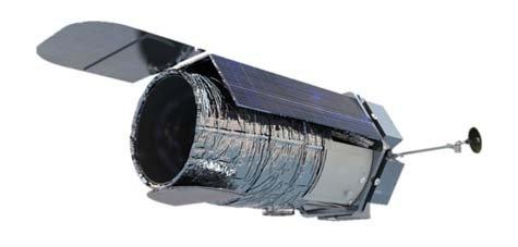 Le télescope spatial infrarouge, en phase de conception et dont le lancement ne devrait pas intervenir avant 2025, a été lancé par l'agence spatiale américaine en vue de déterminer l'impact de l'énergie sombre sur l'évolution de l'univers.