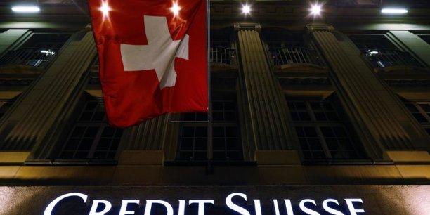 Depuis le début de l'année, Credit Suisse a placé pour 9 milliards de dollars auprès des investisseurs américains, ce qui en fait l'une banques les plus importantes avec 13,4% de part de marché.