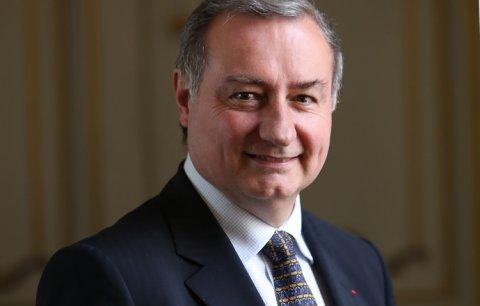 Jean-Luc Moudenc maire (UMP) de Toulouse et président de l'Association des grandes villes de France, s'inquiète des conséquences de la baisse de la dotation de l'Etat sur les investissements des collectivités