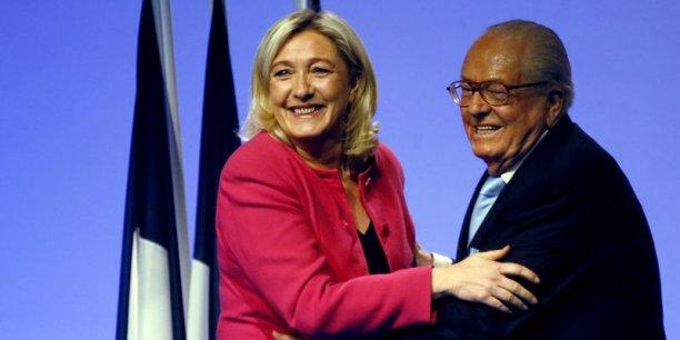 Le Pen,  père et fille, une quasi irresistible ascension... pour l'instant