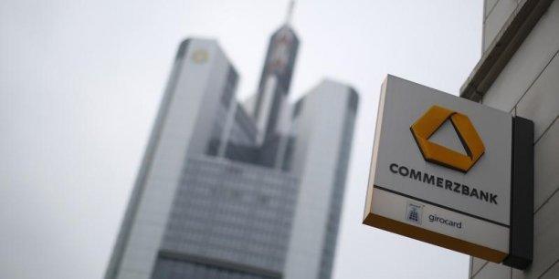 Le règlement du litige pourrait poser les jalons d'un autre accord avec Deutsche Bank, la plus grande banque allemande, souligne le New York Times. (Photo : Reuters)