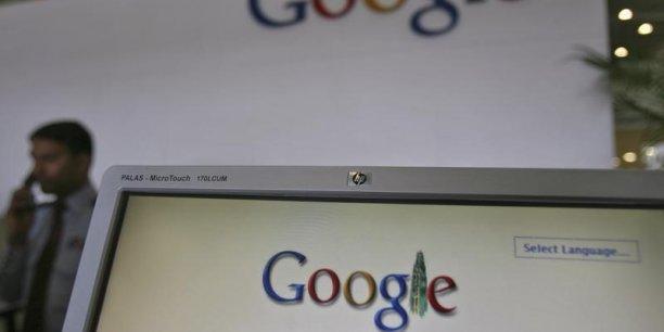 Google, dont le moteur de recherche est utilisé pour 90% des requêtes, n'a pas précisé quand les liens réunissant ses critères seraient supprimés. Reuters