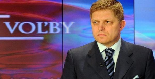 Le premier ministre slovaque, Robert Fico, a subi une lourde défaite samedi.