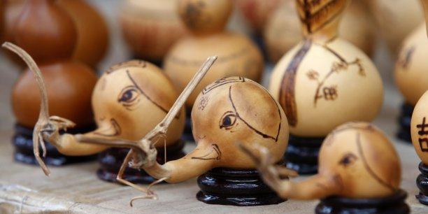Le département dédié au design chez Phillips.Reuters s'intéresse entre autres mouvement aux Arts and Crafts (arts et artisanats). Reuters.