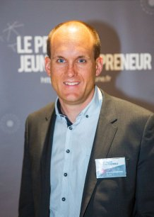 Arnaud Desrentes, président d'Exoès