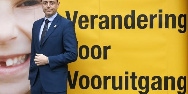 Bart de Wever, leader de la N-VA, veut relancer la question de l'émancipation flamande.