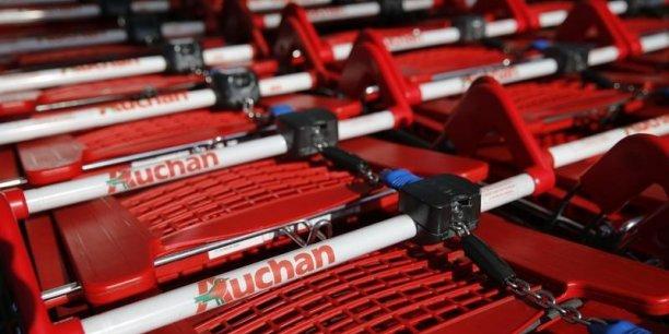 Auchan a ouvert 88 magasins en Russie depuis sa première implantation dans le pays, en 2002.