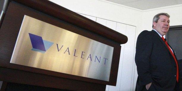 Valeant dispose du soutien du premier actionnaire d'Allergan, le milliardaire et investisseur américain Bill Ackman, qui détient 9,7% du capital. /Reuters