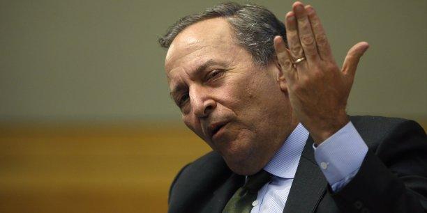 Pour Larry Summers, le populisme irréfléchi n'est pas la solution. . REUTERS/Jonathan Ernst.