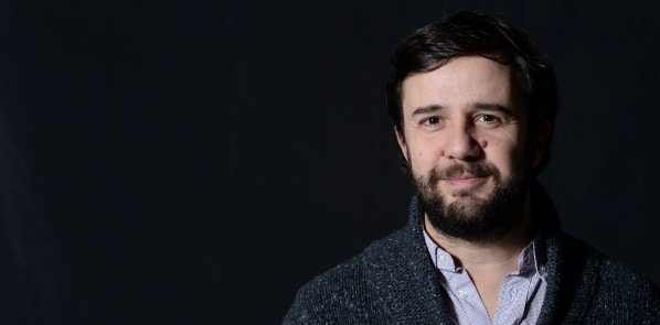Vincent Carry, lauréat du prix de l'entrepreneur culturel et créatif. Crédits : Laurent Cérino