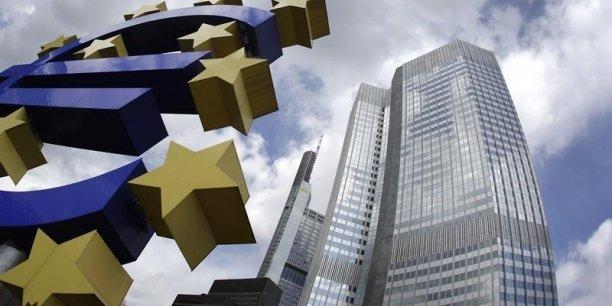 La BCE a décidé de baisser à nouveau ses taux.