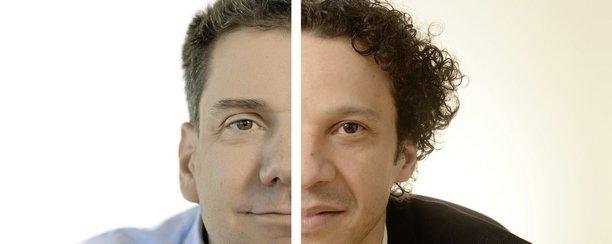 Jérôme Colrat et Karim Karim Mahmoud-Vintam ©Laurent Cerino/Acteurs de l'économie
