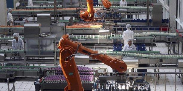 L'investissement des entreprises progresserait de 0,9% et de 0,8% au premier et au deuxième trimestre selon l'Insee