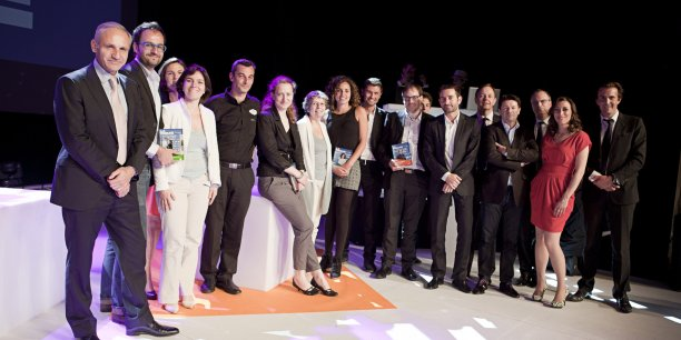 Lors de la finale du Prix La Tribune des Jeunes Entrepreneurs en mai dernier, Des bras en plus avait déjà été récompensée.