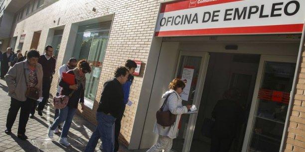 En avril, le nombre de chômeurs avait diminué de 106.000 dans la zone euro. (Photo : Reuters)