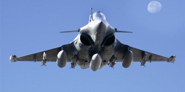 Dassault, notamment pour le Rafale (ici en photo), figure, bien sûr, parmi les groupes fournisseurs de la Simmad